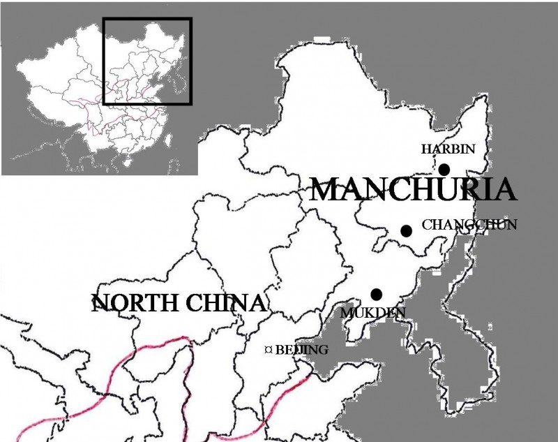 Manchuria 1911 plague china