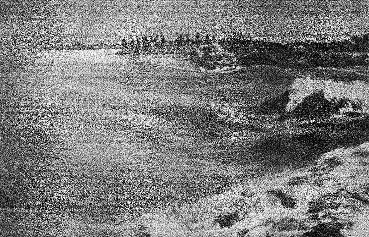 Yangzi Dykes Breaking Flood 1931