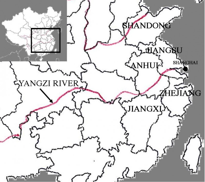 Jiangsu flood 1911